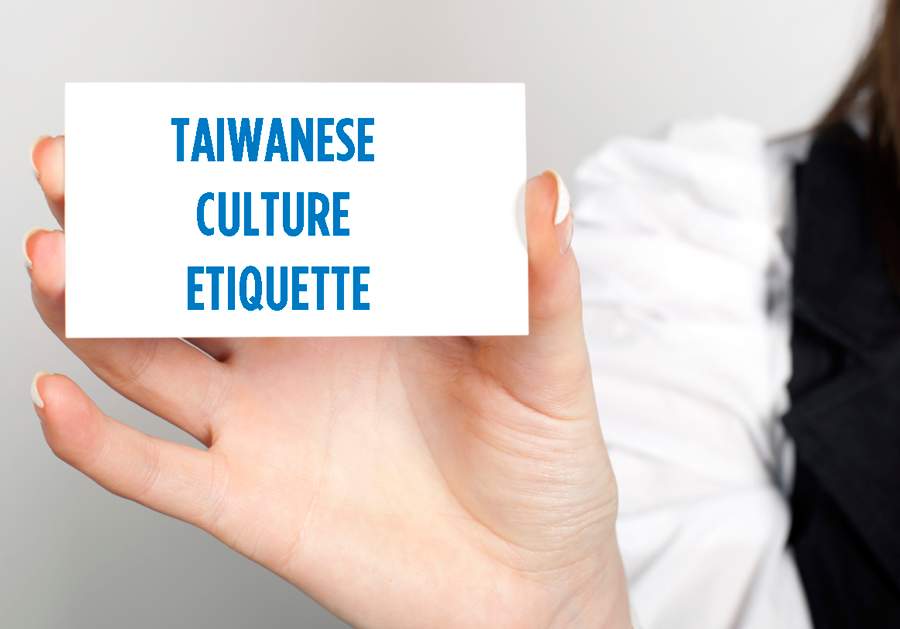 Traveling to Taiwan? Learn Important Tips on Business Card ...