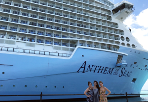 Royal Caribbean Anthem of the Sea